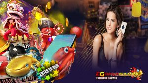Fish Hunter Haiba Joker Gaming Tembak Ikan